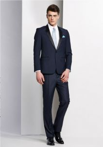 New Italy Style Men′s Bespoke Suit pictures & photos