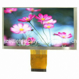 "7"" TFT LCD with Resistive Touch Panel, 800X480: ATM0700D8A-T"