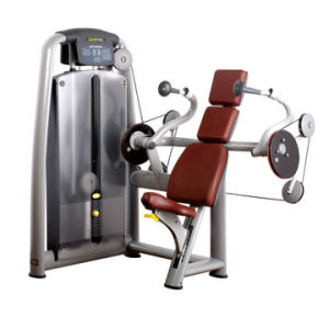 Comfortable Exercise Triceps Press Gym Equipment pictures & photos