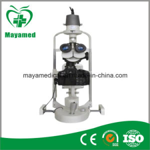 My-V010 Tower Style Slit Lamp with 5 Magnification pictures & photos