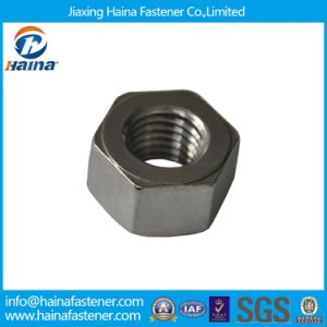 Factory Direct Sale ASTM A563/A194/A270 Heavy Hex Nuts M8-1.5 pictures & photos