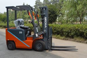 3 Ton Electric Forklift Truck (CPD30) pictures & photos