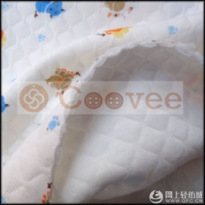 Jacquard Air Layer Mattress Fabric for Garments with Oeko-Tex