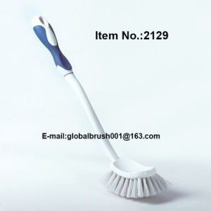 Bathroom Cleaning Plastic Long Handle Toilet Brush