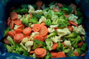 Frozen Vegetables Frozen Mixed Vegetables