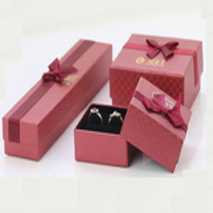Paper Gift Package Box for Jewellery (Necklaces, Earings, Rings)