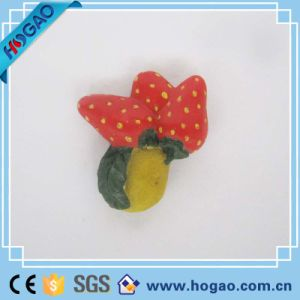 Strawberry Fruit Collection High Quality Handmade Resin 3D Fridge Magnet pictures & photos