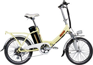 "20"" 36V 250W Folding Lithium Battery Electric Bicycle (LN20F05)"