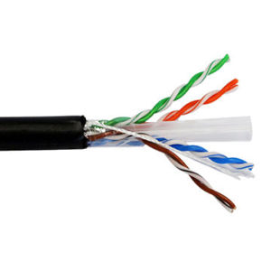 Good Price Cat 6 UTP Outdoor Network Cable pictures & photos