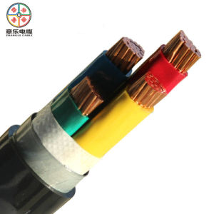Cross-Linked XLPE Electric Wire Cable AC 600/1000V