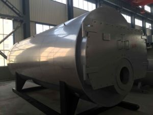 2016 New Designed Horizontal Water Tube Fuel Oil Steam Boiler pictures & photos