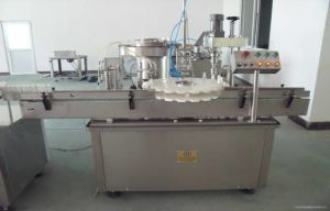Spray Filling Production Line pictures & photos