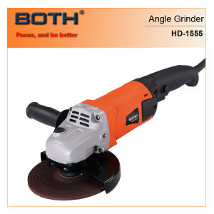 150/180mm Industrial Grade Angle Grinder (HD1555) pictures & photos