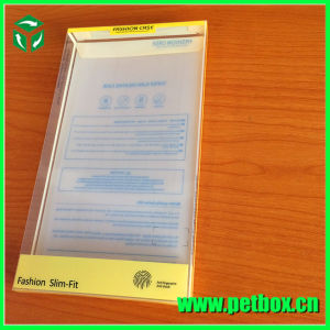 Electronic Components Phone Case Plastic Packing Box