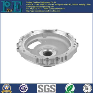 Customized C35 Casting and CNC Machining Cover