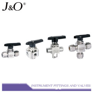 Hot Sales Stainless Steel Thread Instrument Ball Valve pictures & photos