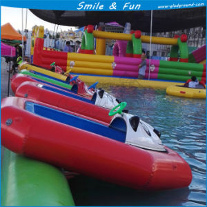 Water Fiber Grass Bumper Boat pictures & photos