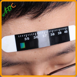 Color Changing LCD Forehead Thermometer Bar