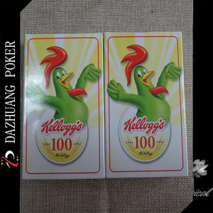 Customized High Quality Cock Playing Cards