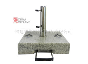 Square Umbrella Base-Polished