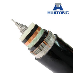 21/35kv Single Core Alumininum Core XLPE Insulated Power Cable pictures & photos