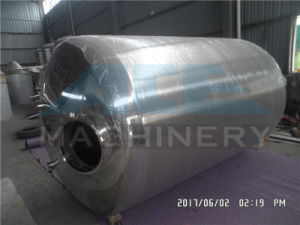 Ss304 Horizontal Storage Tank 3000L 3t Storage Tank (ACE-CG-NQ5) pictures & photos