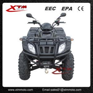2016 Racing Wholesale Quad ATV 500cc 4X4 with Snow Plows