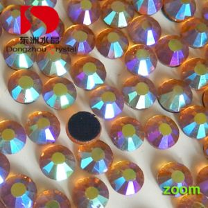 Hotfix Flat Back Ab Crystal Stone for Wedding Dress & Beads pictures & photos