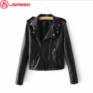 Hot Jackets China Hot Selling Spring&Autumn Wear Zip up Jacket Women Turn-Down ...