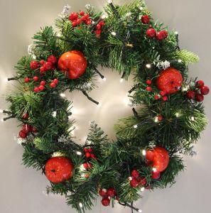 China Christmas Wreath Christmas Wreath Wholesale Manufacturers