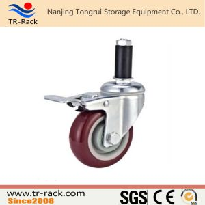 Heavy Duty Swivel Performa Wheel Caster with Brake pictures & photos