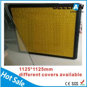 Heavy Duty Truck Passed Grating Trench Cover