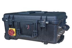 High Power Portable Tactical Bomb Jammer Cell Phone Signals 3G/4G/WiFi/UHF/VHF Jammer pictures & photos