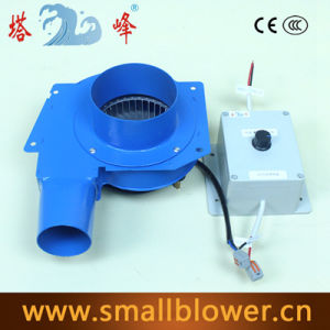 China 12V Small Hot Air Smoke Exhaust Snail Centrifgual Fan