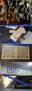 CO2 Mini Desktop Laser Cutter Cutting Engraving Machine pictures & photos