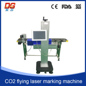 CO2 Flying Laser Marking Machine with Ce Certificate pictures & photos