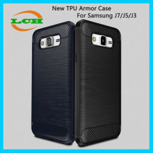 Shockproof TPU Armor Phone Cases for Samsung J7/J5/J3 pictures & photos