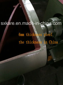 Forcing Type Single Horizontal Shaft Laboratory Concrete Mixer (SJD-60) pictures & photos