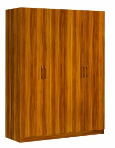 Durable 4 Doors Wardrobe Modern Bedroom Wardrobe pictures & photos