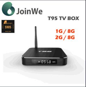 Ott TV Box Amlogic S905 2GB 8GB Kodi Android TV Box T95