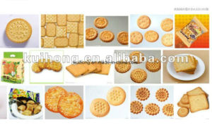 Kh Ce Approved Soft and Hard Biscuit Machinery pictures & photos
