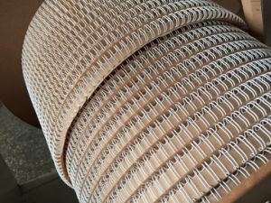 PVC Coated Twin Ring Wire pictures & photos