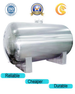 China Professional Metal Storage Tank Manufacturer for Food pictures & photos
