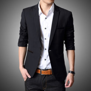 China Mans Formal Customed Made Factory Latest Design Coat Pant