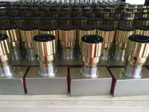 L Pipe Type Carbon Steel High Pressure Throttle Valve pictures & photos
