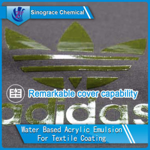 Textile Binder Water-Based Acrylic Textile Adhesive
