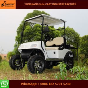 2+2 Seater Electric Hunting Golf Cart (CE approved)
