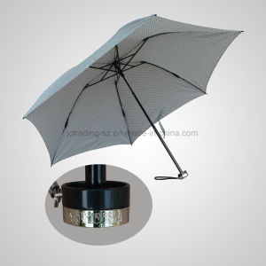 3 Fold Manual Reverse Fashion Lady Sun Umbrella (JF-MMO309)