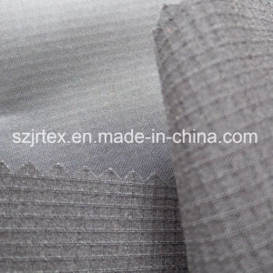 Ripstop Spandex Polyester Fabric Bonded with Knitted Fabric