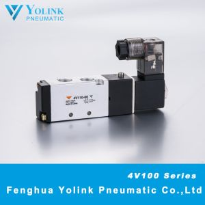 4V110 Series Pilot Operated Solenoid Valve pictures & photos